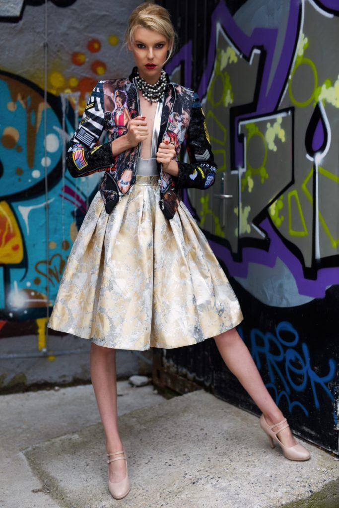 Model Franziska Holzer Pia Bolte Shooting 6